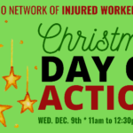 ONIWG's Christmas Day of Action is December 9th